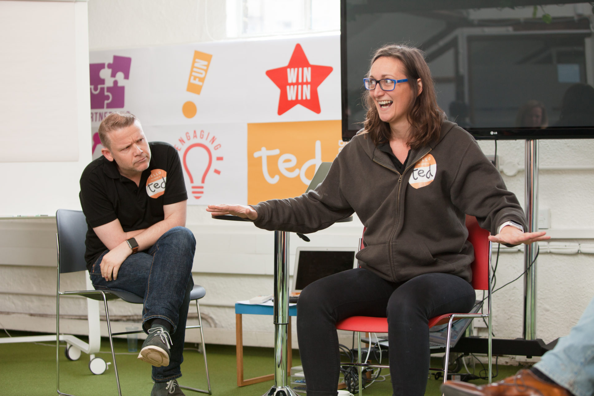 Inclusion Diversity & Equality Training ted Learning Theatre of Learning drama based training